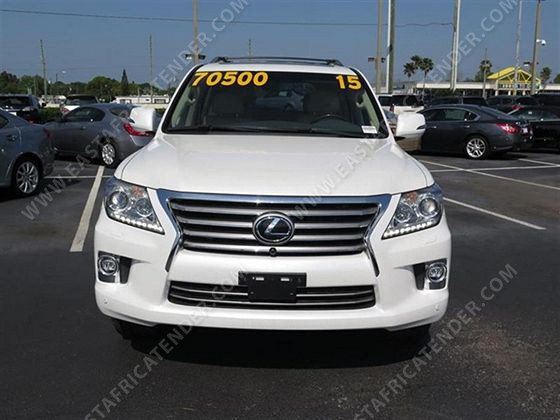 SELLING MY USED LEXUS LX 570 | BIZCYCLONE