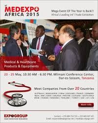 MEDEXPO AFRICA - TANZANIA INTERNATIONAL MEDICAL AND